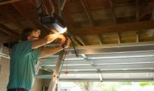 Garage Door Repair by a Professional